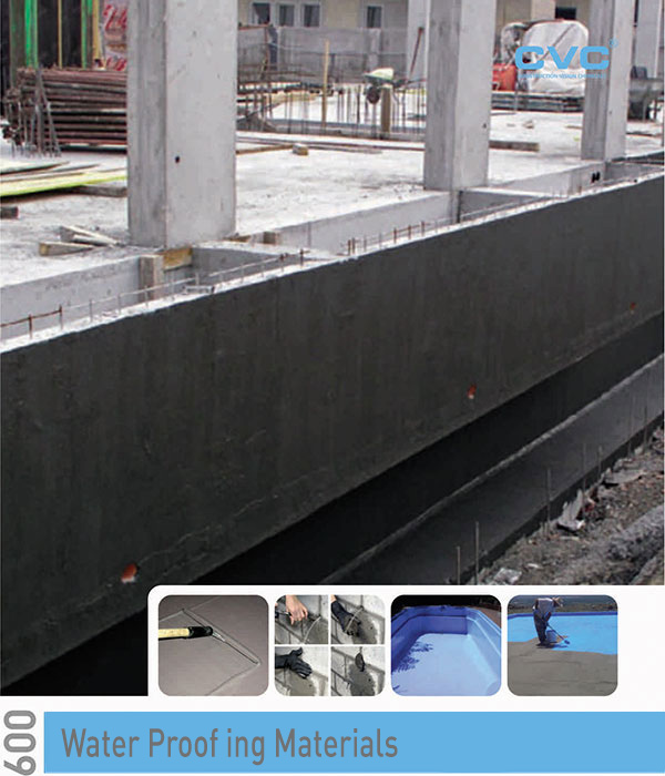 WATER PROOFING MATERIALS